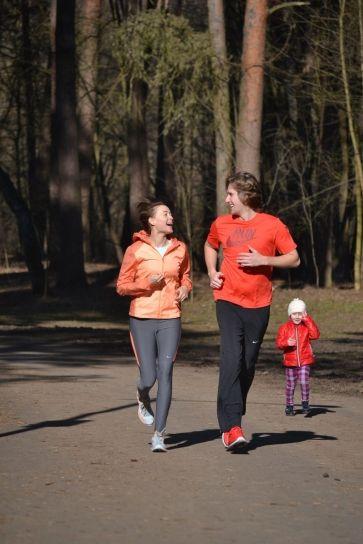 bėgiojimas su hipertenzija yra įmanoma)